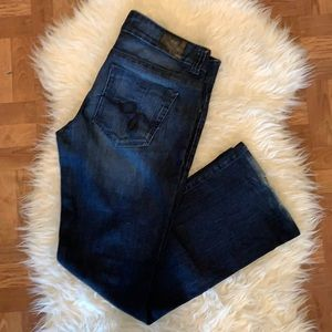 Guess bootcut jeans size 32